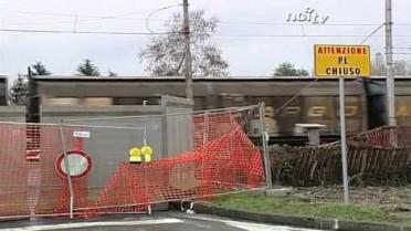Il cantiere di via Ingrillini ancora fermo