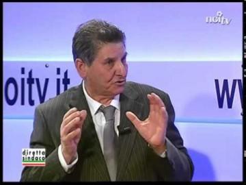 Mario Puglia, primo cittadino di Vagli, a Diretta Sindaco 18/03/2015