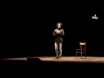 Applausi e risate per lo show di Matteo Cesca