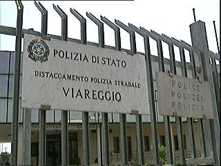polizia viareggio