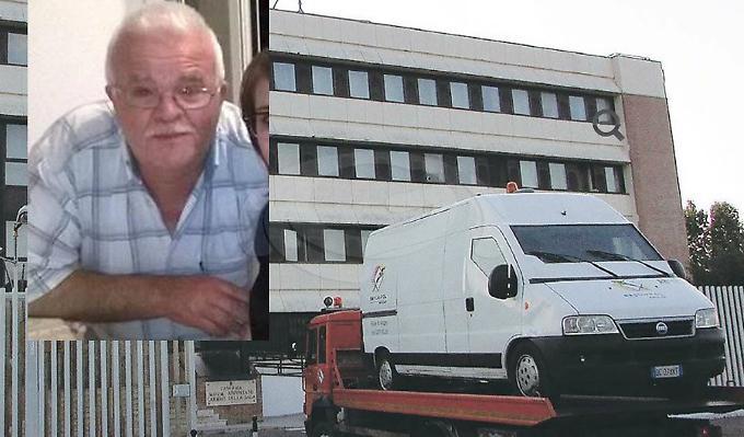 Furgone Securpol, arrestato il vigilante: