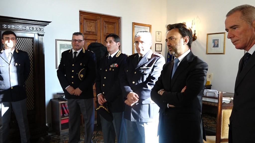 Polizia: Claudio Cagnini nuovo dirigente della Squadra Mobile