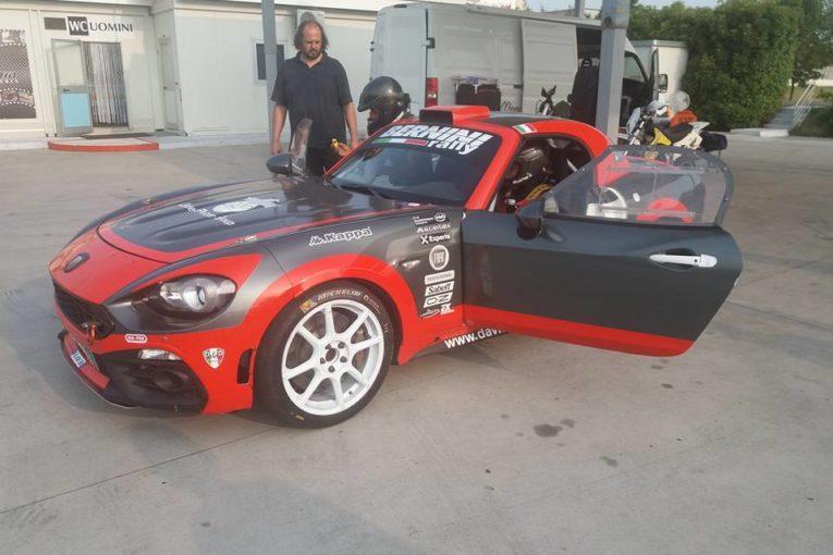 Doppia anima coupé e roadster per la nuova Abarth 124 GT