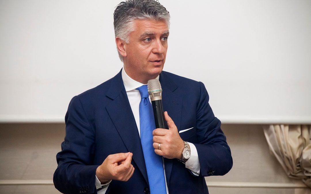 Mallegni nominato vicepresidente dei senatori di forza for Senatori di forza italia