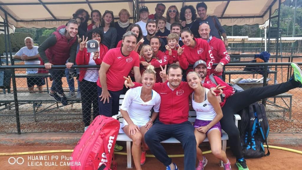 Tennis, Lucca a Beinasco per il primo posto nel girone - NoiTV - La vostra televisione