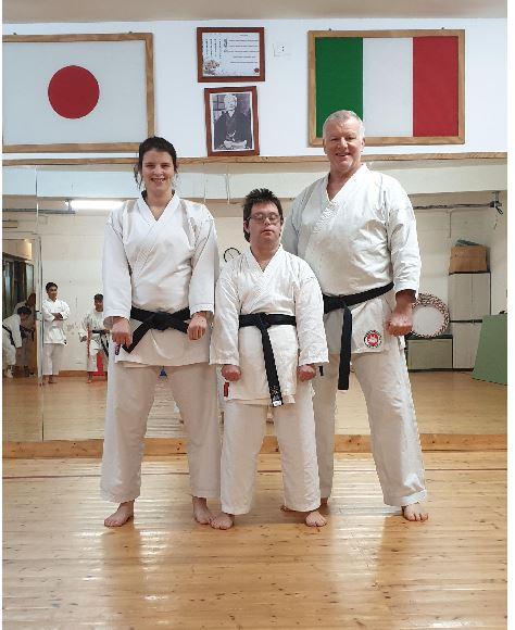 Un'altra cintura nera alla Samurai Karate Do di Viareggio - NoiTV - La vostra televisione